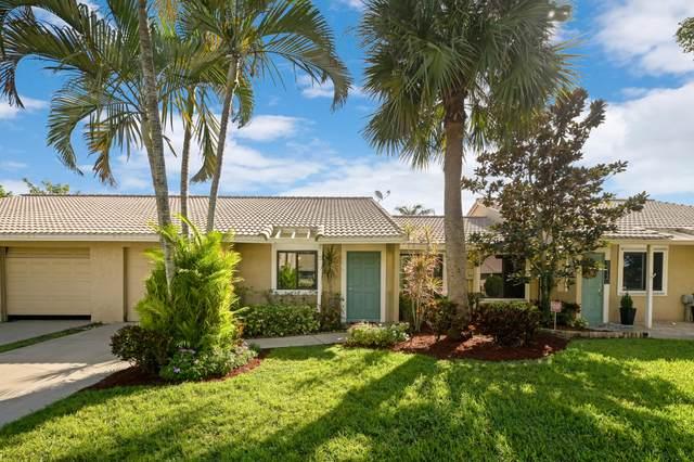 9913 Watermill Circle C, Boynton Beach, FL 33437 (MLS #RX-10695315) :: Berkshire Hathaway HomeServices EWM Realty