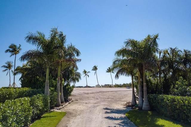 0 E Plantation Point South Drive, Islamorada, FL 33036 (#RX-10695317) :: Heather Towe   Keller Williams Jupiter