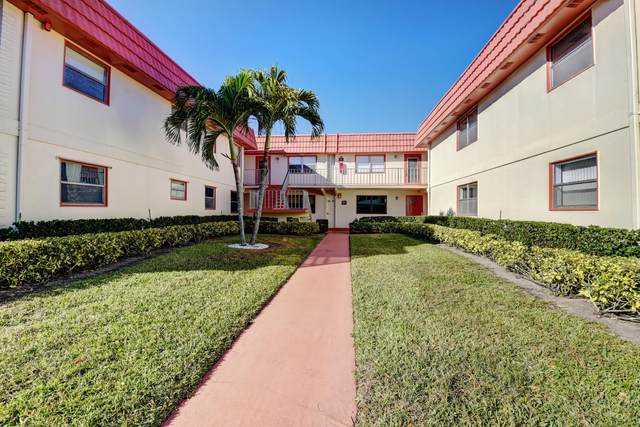 40 Saxony A, Delray Beach, FL 33446 (#RX-10695332) :: Ryan Jennings Group