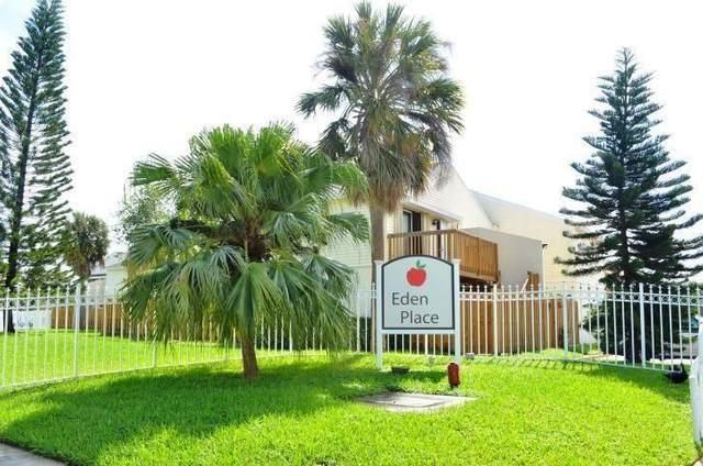 645 Executive Center Drive R-202, West Palm Beach, FL 33401 (#RX-10695333) :: Ryan Jennings Group