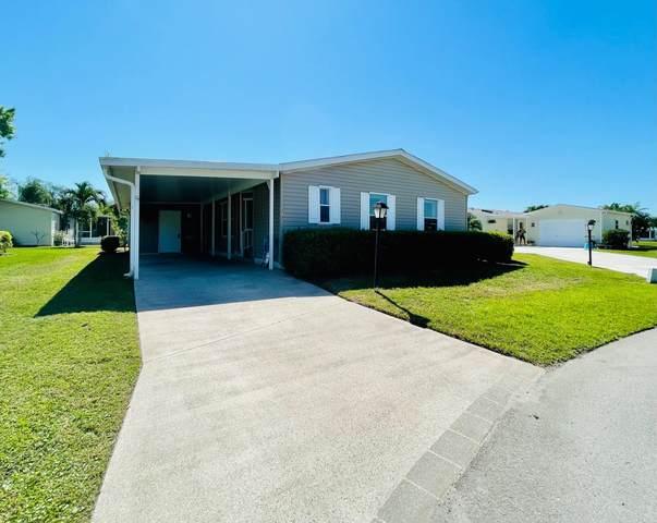3709 Nimblewill Court, Port Saint Lucie, FL 34952 (#RX-10695337) :: Real Treasure Coast