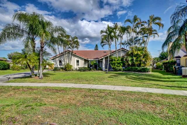 1666 Farmington Circle, Wellington, FL 33414 (MLS #RX-10695345) :: Castelli Real Estate Services