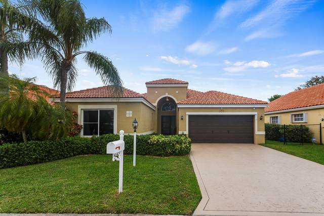 227 NW 117th Way, Coral Springs, FL 33071 (#RX-10695358) :: Ryan Jennings Group