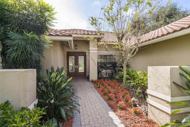 7631 E Cypresshead Drive, Parkland, FL 33067 (MLS #RX-10695363) :: Laurie Finkelstein Reader Team