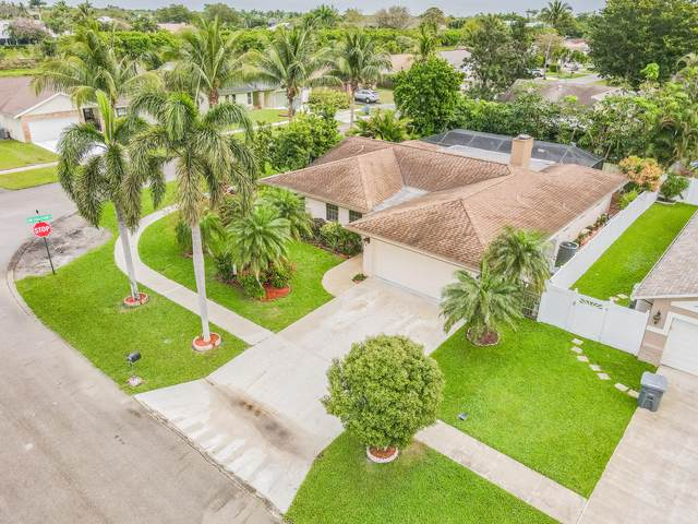 7430 San Clemente Place, Boca Raton, FL 33433 (#RX-10695367) :: The Reynolds Team/ONE Sotheby's International Realty