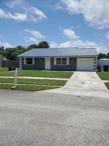 4465 Appian Way, Greenacres, FL 33463 (MLS #RX-10695387) :: Dalton Wade Real Estate Group