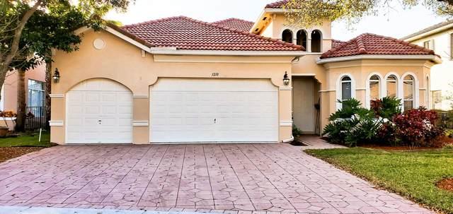 1210 Canyon Way, Wellington, FL 33414 (MLS #RX-10695396) :: Berkshire Hathaway HomeServices EWM Realty