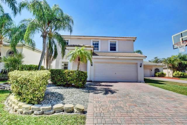 4105 Sea  Mist Way, Wellington, FL 33449 (MLS #RX-10695400) :: Berkshire Hathaway HomeServices EWM Realty