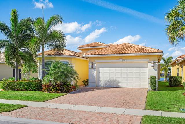 12460 Laguna Valley Terrace, Boynton Beach, FL 33473 (MLS #RX-10695408) :: Castelli Real Estate Services