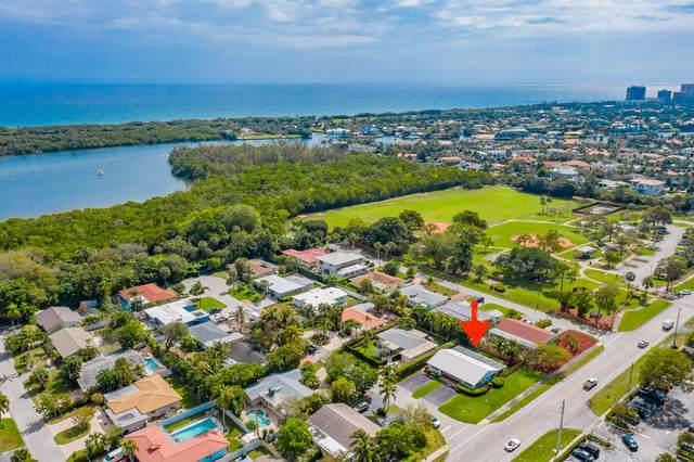 500 NE 17th Street, Boca Raton, FL 33432 (#RX-10695409) :: Posh Properties