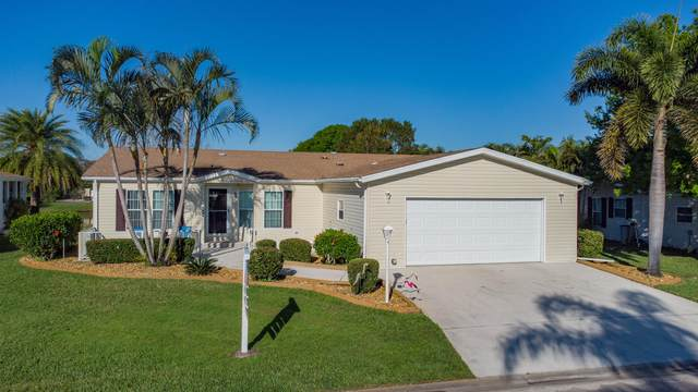 7641 Barn Owl Drive, Port Saint Lucie, FL 34952 (#RX-10695418) :: Real Treasure Coast