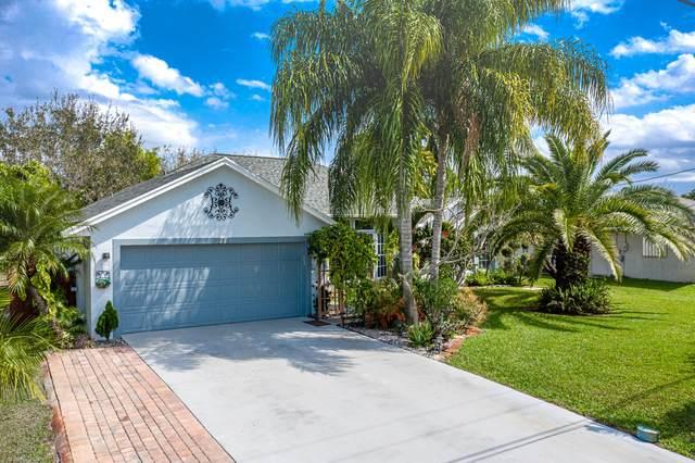 2233 SW Halissee Street, Port Saint Lucie, FL 34953 (#RX-10695426) :: Posh Properties