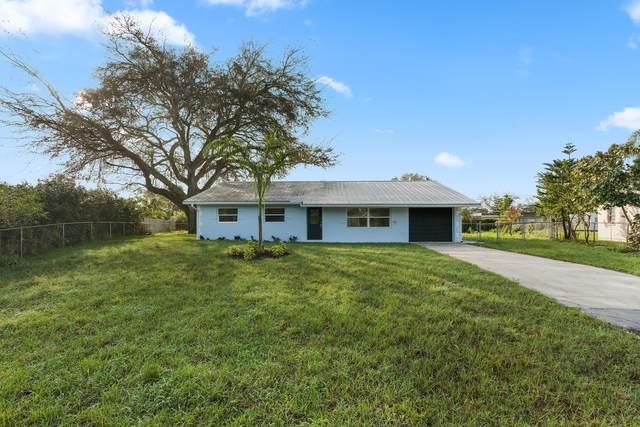 3514 Roselawn Boulevard, Fort Pierce, FL 34982 (MLS #RX-10695438) :: Berkshire Hathaway HomeServices EWM Realty