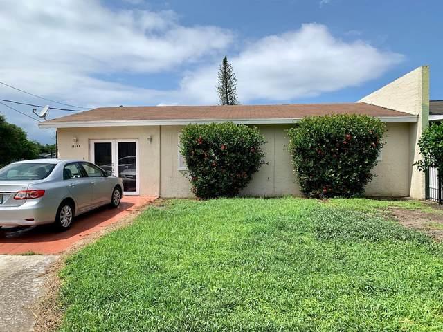 1112 Avenue G B, Fort Pierce, FL 34950 (MLS #RX-10695445) :: Berkshire Hathaway HomeServices EWM Realty