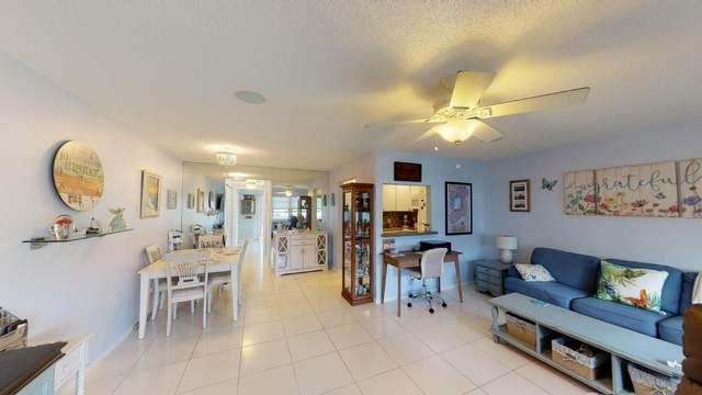 415 Windsor R, West Palm Beach, FL 33417 (MLS #RX-10695457) :: Dalton Wade Real Estate Group