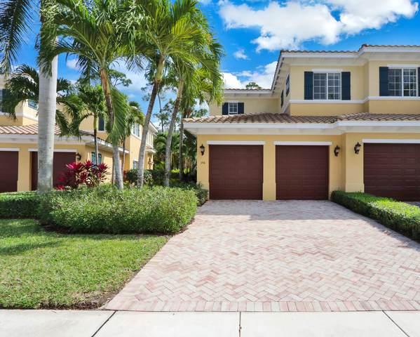 348 Chambord Terrace #348, Palm Beach Gardens, FL 33410 (MLS #RX-10695460) :: Castelli Real Estate Services