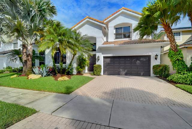 5463 NW 41st Terrace, Boca Raton, FL 33496 (#RX-10695471) :: Signature International Real Estate
