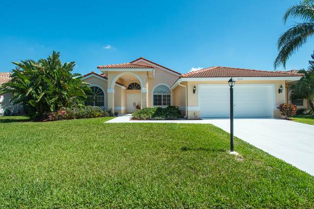 5570 Aspen Ridge Circle, Delray Beach, FL 33484 (MLS #RX-10695492) :: Castelli Real Estate Services