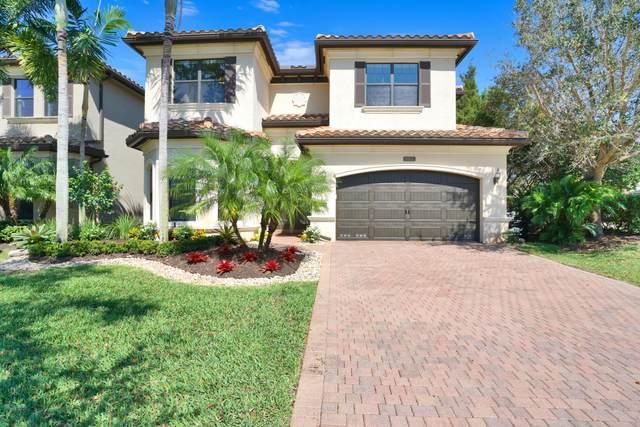 8913 Little Falls Way, Delray Beach, FL 33446 (MLS #RX-10695515) :: Berkshire Hathaway HomeServices EWM Realty