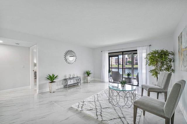 7351 Kinghurst 107 Drive #107, Delray Beach, FL 33446 (#RX-10695516) :: Realty One Group ENGAGE