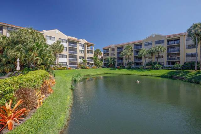 700 Uno Lago 205 Drive #205, Juno Beach, FL 33408 (#RX-10695531) :: The Reynolds Team/ONE Sotheby's International Realty