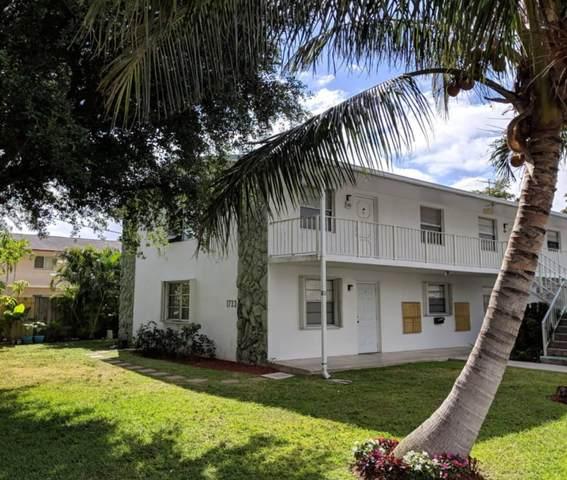 1733 3rd Avenue N #5, Lake Worth Beach, FL 33460 (#RX-10695565) :: Ryan Jennings Group