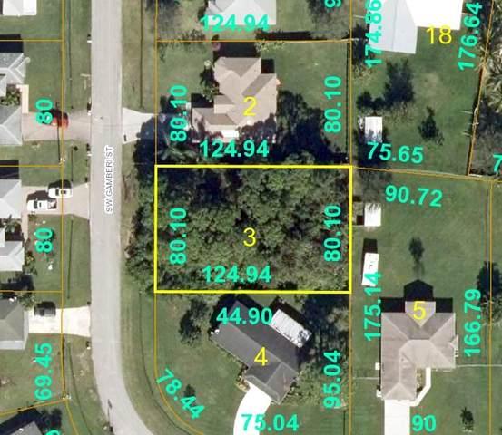 2473 SW Gamberi Street, Port Saint Lucie, FL 34953 (MLS #RX-10695585) :: Castelli Real Estate Services