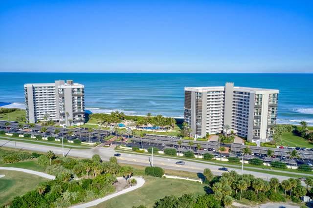 8880 S Ocean Drive #206, Jensen Beach, FL 34957 (MLS #RX-10695601) :: United Realty Group