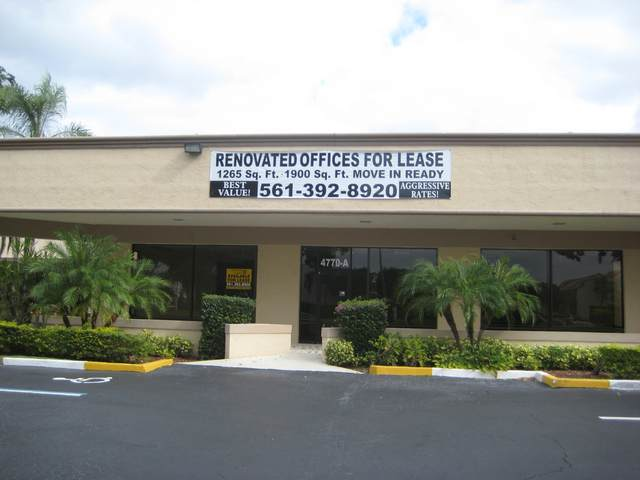 4770 NW 2nd Avenue A, Boca Raton, FL 33431 (#RX-10695602) :: Ryan Jennings Group