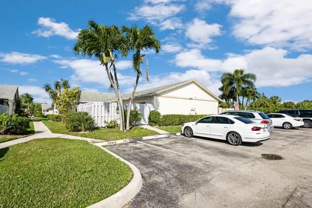 8845 Andy Court D, Boynton Beach, FL 33436 (MLS #RX-10695605) :: Berkshire Hathaway HomeServices EWM Realty