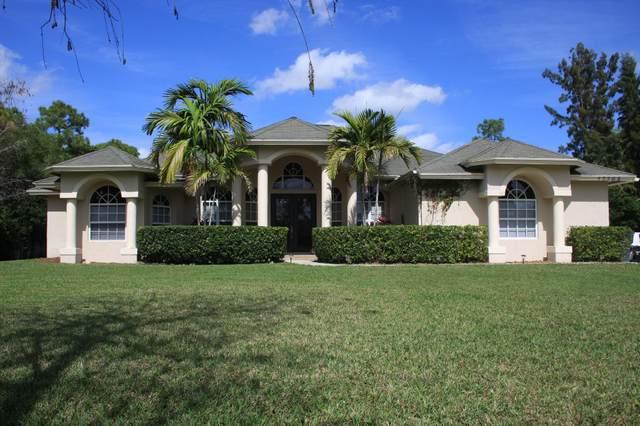 17705 Orange Grove Boulevard, Loxahatchee, FL 33470 (MLS #RX-10695622) :: Castelli Real Estate Services