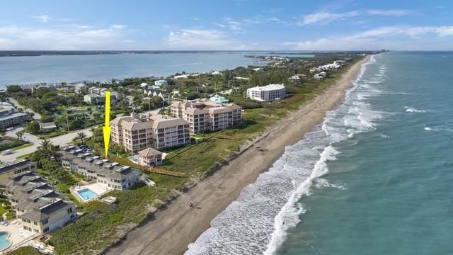1501 NE Ocean Boulevard #6, Stuart, FL 34996 (#RX-10695625) :: Real Treasure Coast