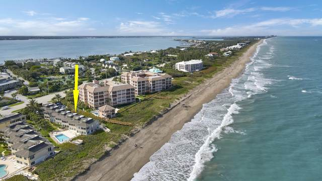 1501 NE Ocean Boulevard #6, Stuart, FL 34996 (#RX-10695625) :: The Reynolds Team/ONE Sotheby's International Realty