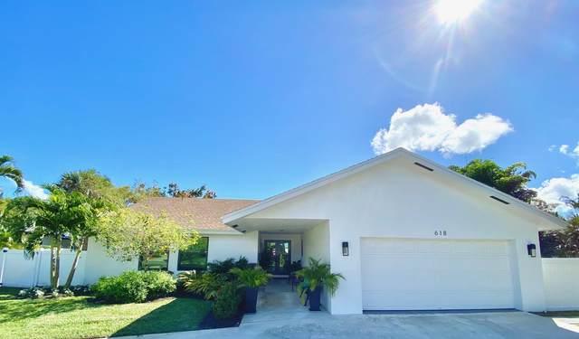 618 Eldorado Lane, Delray Beach, FL 33444 (#RX-10695685) :: Posh Properties