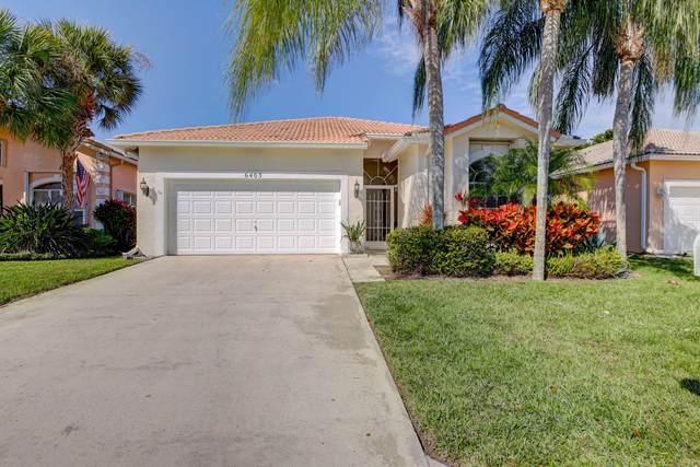 6403 Jackson Lane, Boynton Beach, FL 33437 (#RX-10695699) :: Posh Properties