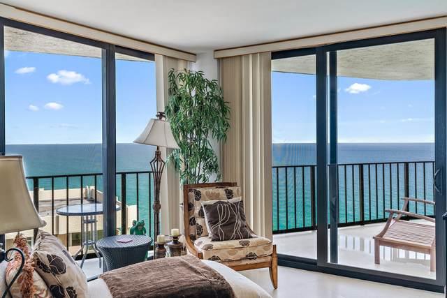 5420 N Ocean Drive #2203, Singer Island, FL 33404 (#RX-10695702) :: Ryan Jennings Group
