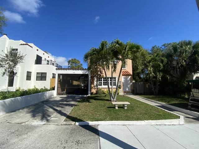 821 38th Street, West Palm Beach, FL 33407 (#RX-10695703) :: Posh Properties