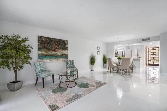 7351 Kinghurst Drive #201, Delray Beach, FL 33446 (#RX-10695713) :: Posh Properties