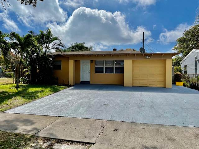 730 55th Street Street, West Palm Beach, FL 33407 (#RX-10695717) :: Posh Properties