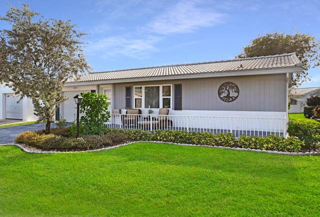 1506 Alfred Drive, Boynton Beach, FL 33426 (#RX-10695724) :: Posh Properties
