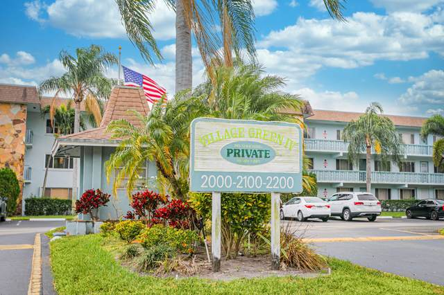 2000 Springdale Boulevard #314, Palm Springs, FL 33461 (#RX-10695729) :: Real Treasure Coast