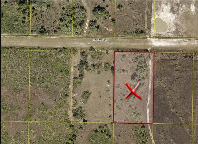 15784 NW 278th Street, Okeechobee, FL 34972 (MLS #RX-10695731) :: Castelli Real Estate Services