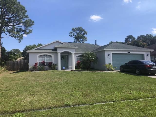 3415 SW Ellis Street, Fort Pierce, FL 34953 (#RX-10695737) :: Real Treasure Coast