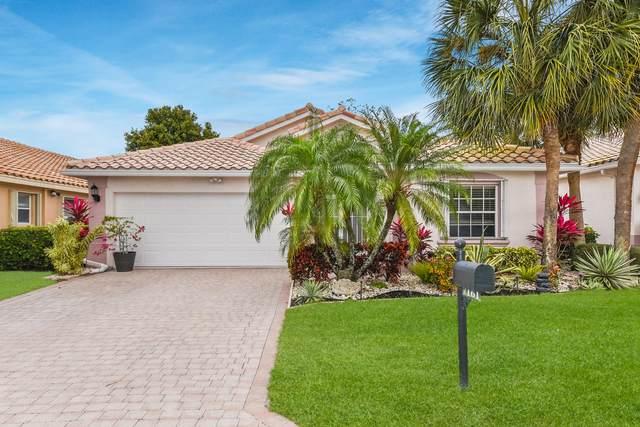 7161 Catania Drive, Boynton Beach, FL 33472 (#RX-10695751) :: The Reynolds Team/ONE Sotheby's International Realty