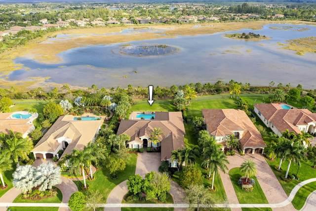 7722 Eden Ridge Way, Palm Beach Gardens, FL 33412 (MLS #RX-10695760) :: United Realty Group