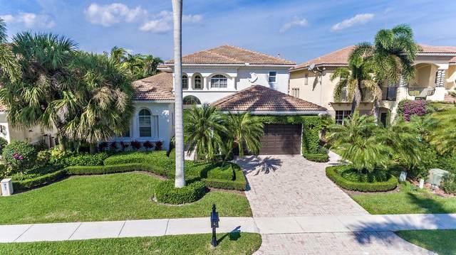 507 Les Jardin Drive, Palm Beach Gardens, FL 33410 (MLS #RX-10695771) :: United Realty Group