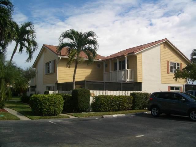 269 Seabreeze Circle #269, Jupiter, FL 33477 (#RX-10695775) :: Signature International Real Estate