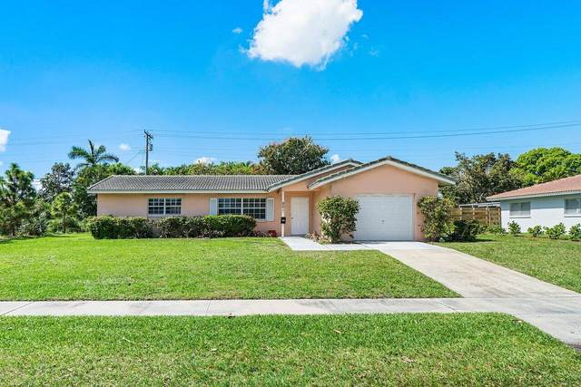 801 SW 12th Avenue, Boca Raton, FL 33486 (#RX-10695776) :: Signature International Real Estate