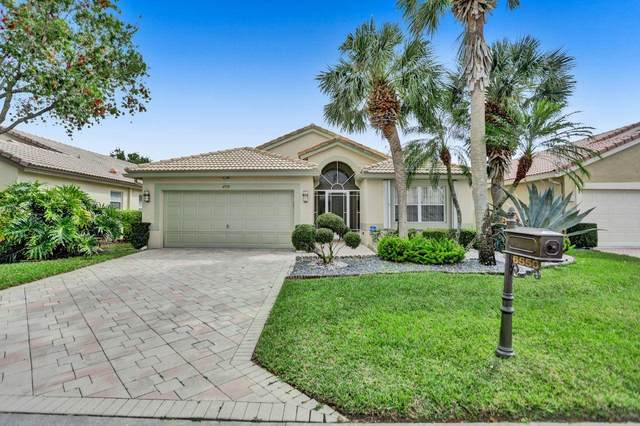6550 Kings Creek Terrace, Boynton Beach, FL 33437 (#RX-10695781) :: Posh Properties