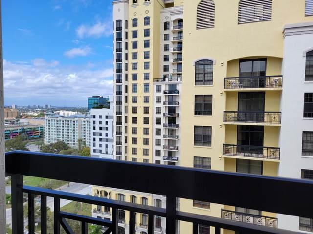 801 S Olive Avenue #1522, West Palm Beach, FL 33401 (MLS #RX-10695783) :: Dalton Wade Real Estate Group